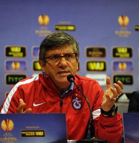 Lazio maçıyla ilgili konuştu