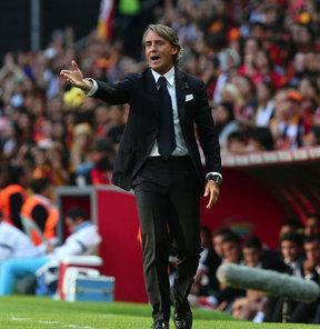 Mancini açıklaması