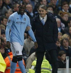 Mancini'den Balotelli açıklaması