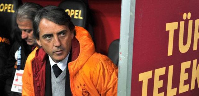 Mancini'den Fatih Terim'e şok sözler!