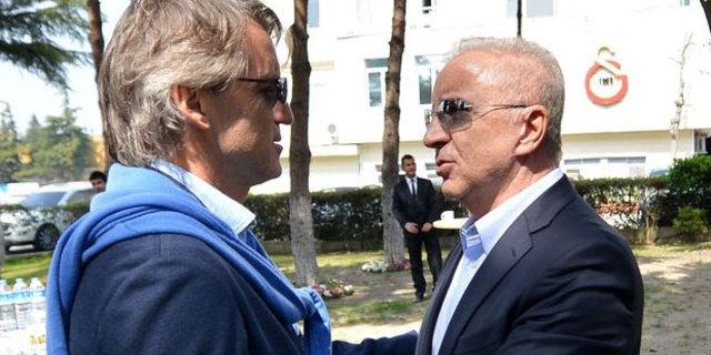 Mancini gidiyor mu?
