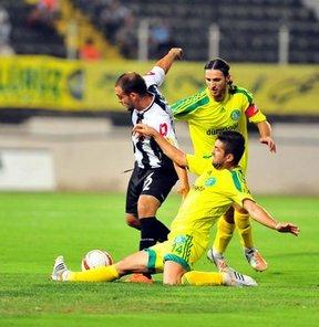 PTT 1. Lig'de, 2. haftanın son maçında Manisaspor ile Şanlıurfaspor 0-0 berabere kaldı
