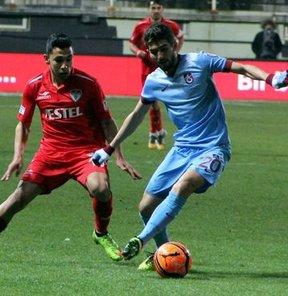 Manisaspor: 0 - Trabzonspor: 2