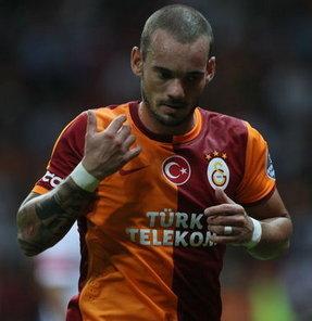 ManU'ya Sneijder eleştirisi