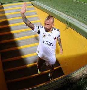 Gençlerbirliği karşılaşmasında sakatlanan Portekizli futbolcunun MR'ı çekildi