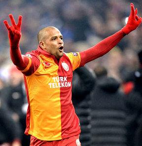 Felipe Melo, Galatasaray'ın kendisine çok iyi bir teklif yaptığını açıkladı