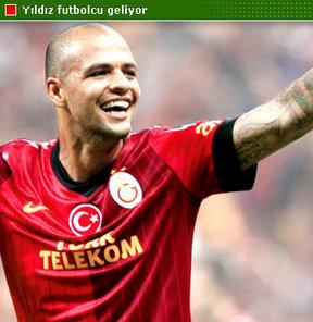 Galatasaray, Brezilyalı yıldıza kavuşuyor