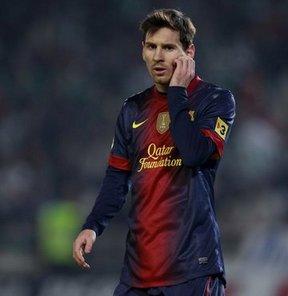 Messi'den 10 milyon Euro