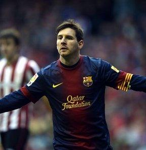 Messi'den iyi haber