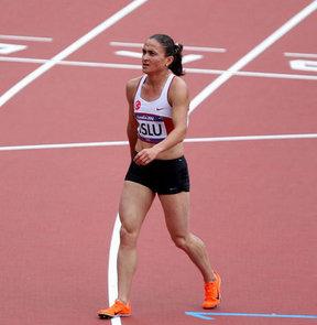 Milli atlet Türkiye'de