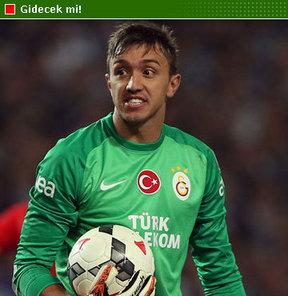 Galatasaray'ın Uruguaylı file bekçisi Fernando Muslera'ya İngiltere Premier Ligi'nden talip çıktı