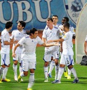 PTT 1. Lig'de Adana Demirspor, sahasında Bucaspor'u 5-4 yendi