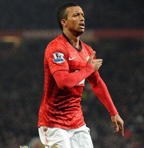 Nani, Manchester United'taki geleceğinin belirsiz olduğunu söyledi