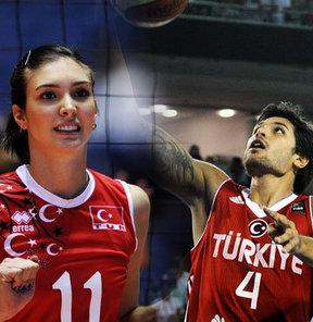 21 Ağustos'ta 'milli düğün' var. İki milli yıldız, voleybolcu Naz Aydemir ile basketbolcu Cenk Akyol evleniyor