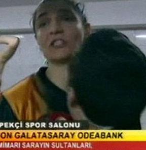 Nevriye'den GS TV'ye tepki!