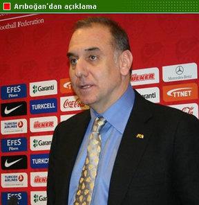 Lutfi Arıboğan olaylı derbi ile ilgili konuştu