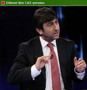 Futbol yorumcusu Rıdvan Dilmen, Fenerbahçe'nin CAS davasıyla ilgili açıklama yaptı