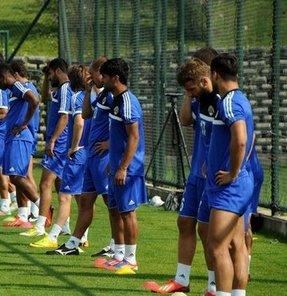 Spor Toto Süper Lig ekiplerinden Kasımpaşa, 2013-2014 sezonu hazırlıklarına devam ediyor
