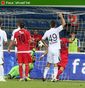 Spor Toto Süper Lig'in 6. haftasında Kasımpaşa, sahasında Eskişehirspor'a 2-0 yenildi. Goller 63'te Diego ve 90+4'te Kamara'dan geldi. İlk golde Diego ofsayt pozisyonundaydı ancak hakemler golü geçerli saydı.