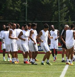 Beşiktaş, Kayseri Erciyesspor ile deplasmanda yapacağı maçın hazırlıklarını tamamladı