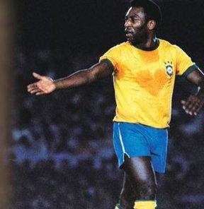 Pele'nin kayıtlara geçmeyen golü!