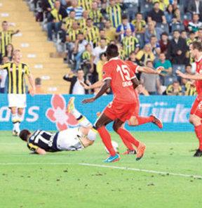 Penaltı kavgası!