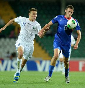 FIFA 20 Yaş Altı Dünya Kupası F Grubu'nda Hırvatistan ile Özbekistan 1-1 berabere kaldı