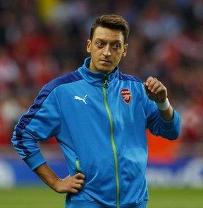 """""""Arsenal'den ayrılmak istiyorum"""""""