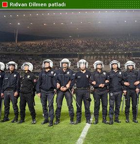 Beşiktaş ile Galatasaray'ın karşı karşıyıa geldiği ve yarıda kaldığı maçın ardından Rıdvan Dilmen çarpıcı ifadeler kullandı