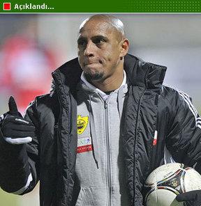 Sivasspor, teknik direktörlük görevi için Roberto Carlos ile anlaşmaya vardı...