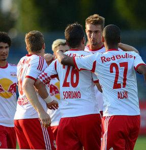 Salzburg UEFA'ya başvurdu