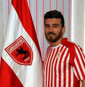 Samsunspor, eski kaptanı Adnan Güngör'ü transfer ederek yeniden kaptanlığa getirdi