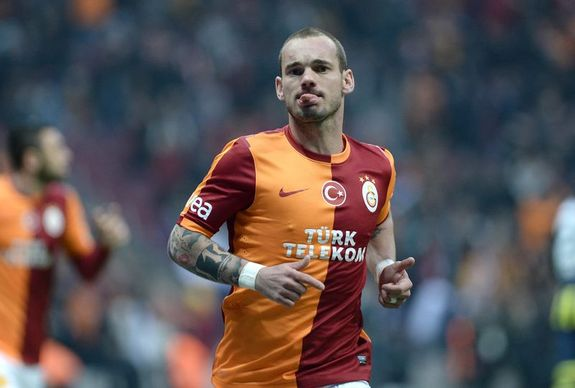 Sneijder'e bir dev talip daha