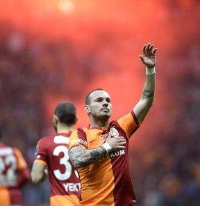 Sneijder'in menajeri açıkladı!