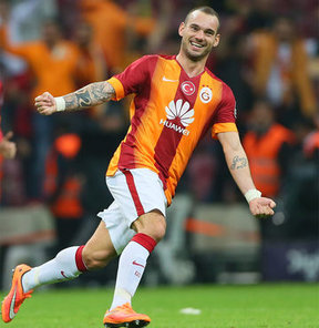 Sneijder'in rotası: New York