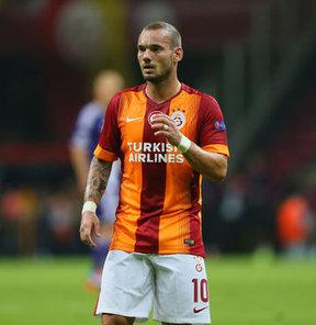 Sneijder'ın sonu mu olacak?