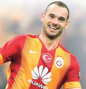 Sneijder: Özür dilerim Volkan