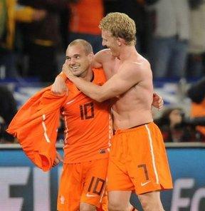 Sneijder, Terim'e karşı