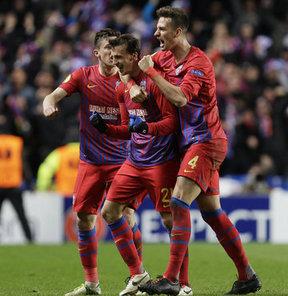 Steaua Bükreş ne yaptı?