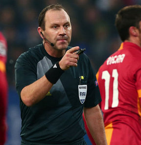 UEFA Süper Kupa maçını, İsveçli Eriksson yönetecek