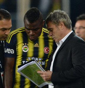 Spartak Moskova'dan transfer edilen Nijeryalı futbolcu, sarı-lacivertli takımla çıktığı 8 resmi maçta golle tanışamadı