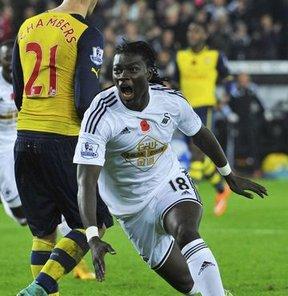 Swansea, Gomis'in bonservisini açıkladı
