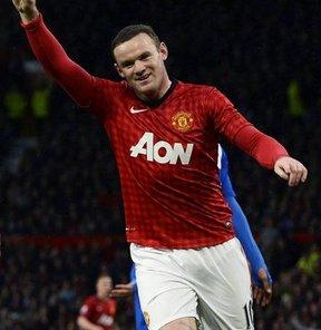 Barcelona taraftarı, Brezilyalı yıldız Neymar'ın ardından Manchester United'ın İngiliz golcüsü Wayne Rooney'i de takımında görmek istiyor