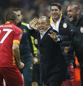Tamamı Galatasaray'ın başında olmak üzere 'Devler Ligi'nde 6 sezonu geride bırakan tecrübeli teknik adam, 40 maçta takımını yönetti