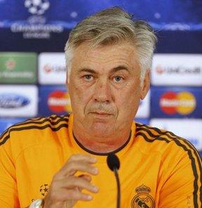 Real Madrid Teknik Direktörü Carlo Ancelotti, UEFA Şampiyonlar Ligi B Grubu'nda yarın Galatasaray karşısında önemli bir sınav vereceklerini söyledi