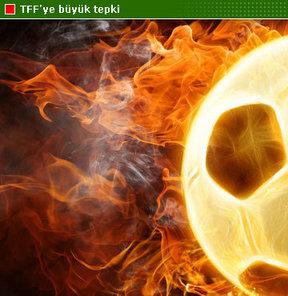 Kulüpler, yabancı kontenjanı kararını değiştirmeyen Türkiye Futbol Federasyonu'na ateş püskürüyor