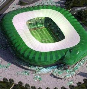 Timsah Arena isim patentinin İstanbul'daki bir firma tarafından alındığı ortaya çıktı