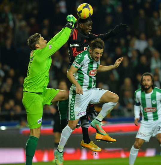 Torku Konyaspor: 1 – Beşiktaş: 2