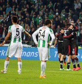 Torku Konyaspor: 1 - Beşiktaş: 2