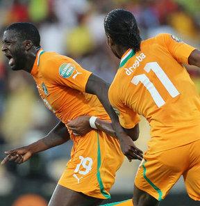 Toure, Drogba'yı özlüyor